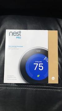 Nest pro thermostat generation 3 Manassas, 20112