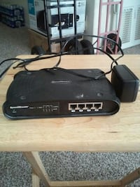 4 Port Router  Shreveport, 71105