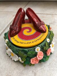 The Wizard of Oz Musical Figurine
