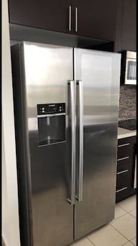 "36"" Bosh Stainless Steel Fridge Toronto, M3M 2L6"