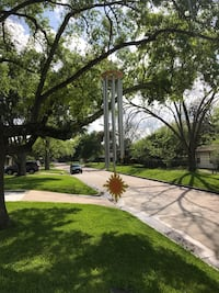 Texas size Wind chime 13foot Houston, 77025