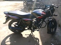 black and red standard motorcycle Ludhiana, 141010