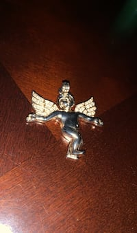 Diamond angel pendant  Brampton, L6X 0E5