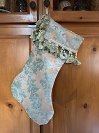 Christmas stocking.  With free delivery  London, N5Y 4A6