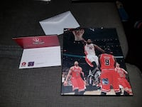 Must go. Amir Johnson Autograph