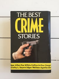 The Best Crime Stories bok