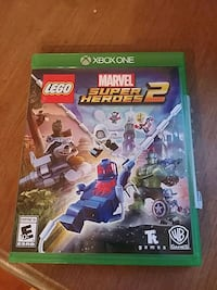 Xbox One LEGO Star Wars marvel super heroes 2 Nampa, 83651