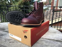 Red wing iron ranger men's boots - 8119