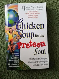 chicken soup for the preteen soul book Taunton