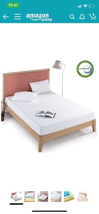 Brand new bed never used opened and set it up and need to be gone