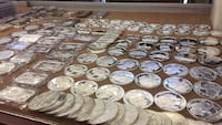 Come get your .999 Pure Silver Bars and Coins  Bakersfield, 93309