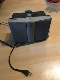Black and gray electric heater Seattle, 98107