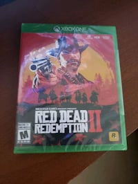 BNIB Red Dead Redemption 2 for Xbox One  Vancouver, V6P 4M5