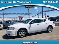 2013 Dodge Avenger Base LAS VEGAS