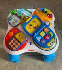 Fisher Price Activity Table baby toddler  Red Bank, 07701