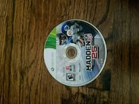Madden NFL 15 Xbox One game disc Frisco, 75033