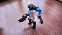 Mattel Max Steel Artic Attack Action Figure BHH21