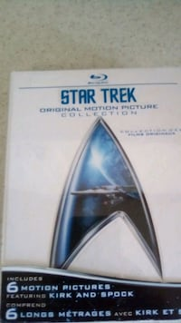All star track movies made, with captain Kirk ,