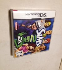 Nintendo ds sims 2 Montpellier, 34090