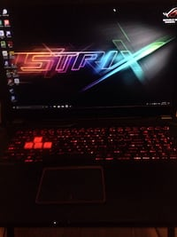 Asus Rog Strix GL702VM gaming laptop