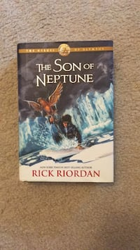 The Heroes of Olympus: The Son of Neptune Mount Prospect, 60056