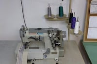 white and gray sewing machine Vancouver, V6B 6A1