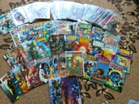 COMIC BOOK LOT!!! OVER 75 DIFFERENT TITLES!!! 2028 mi