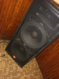 black and gray speaker enclosure Central Falls, 02863