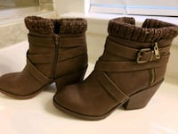 Charlotte Russe BRAND NEW booties Stafford, 22554