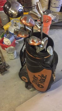 Men's right-handed golf set with bag Gambrills, 21054