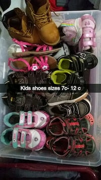 Kid / toddler shoes