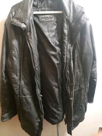 mens leather large