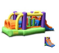 Obstacle Course Rental New York, 11414