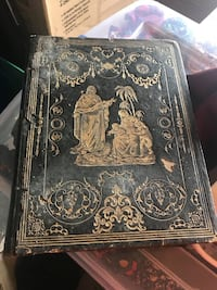 150 year old bible Tulsa