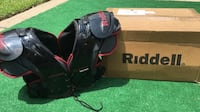 Riddell Shoulder Pads - Rival Youth 2XL (new)