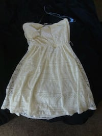 White dress Oceanside, 92058