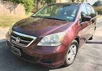 2007 Honda Odyssey ' Excellent condition Clean title  Silver Spring
