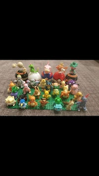 Lego Pokemon lot Milton, L9T 3Y9