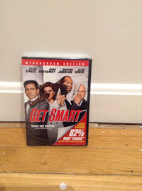 New: Get Smart DVD Braintree