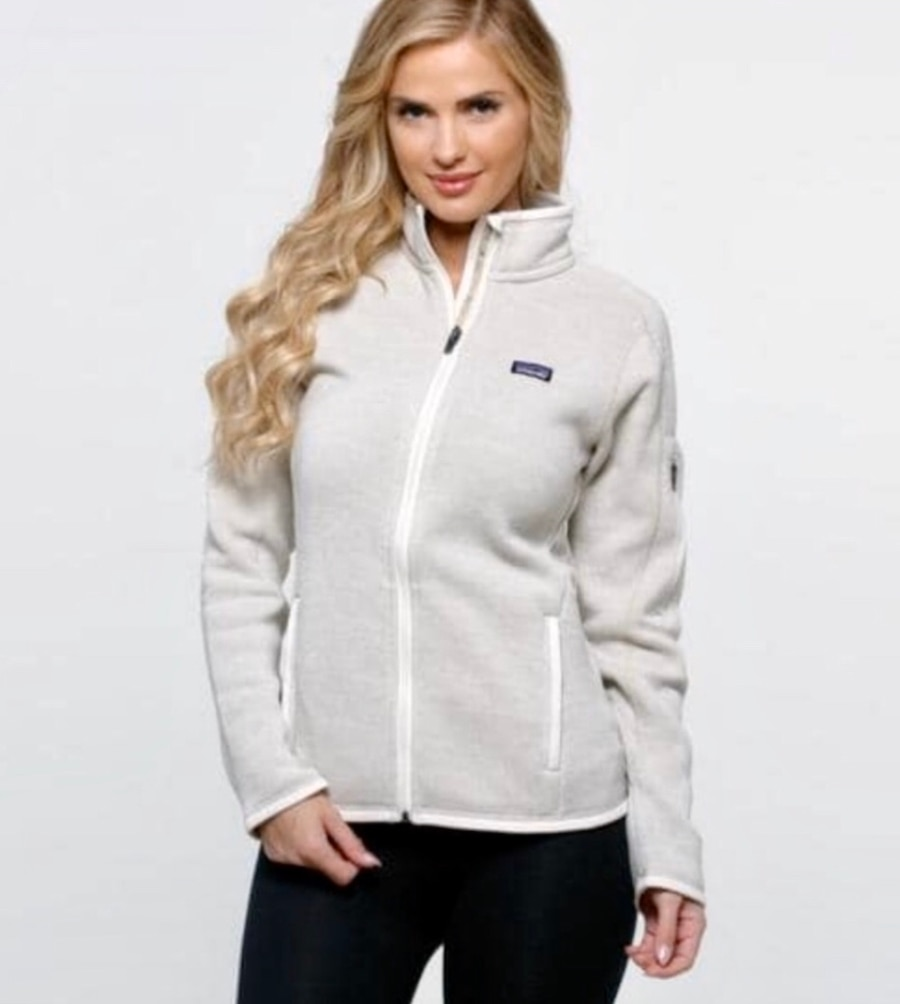 Photo PATAGONIA FULL ZIP SWEATER FLEECE