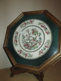 Assorted High Quality, Collectable Wall Plates & F Edmonton