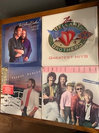 4 Great Looking Vinyl Albums (FACTORY SEALED ) - REDUCED Baltimore, 21205