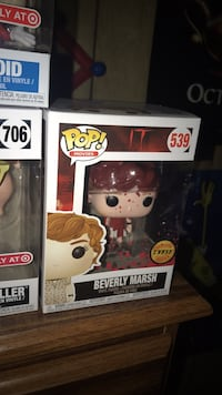 Funko Pop - Beverly Marsh IT - Chase - Mint Fullerton, 92833