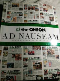 The Onion    ad nauseum Chelmsford, 01863