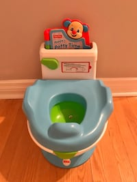 Fisher price puppy's potty time toilet training Toronto, M9W 4L6