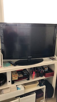 black Samsung flat screen TV Burnaby, V5C 5R1