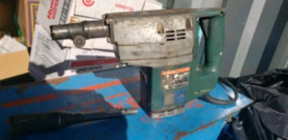 EXCELLENT BOSCH ROTARY HAMMER-DRILL WITH BITS CAN DELIVER