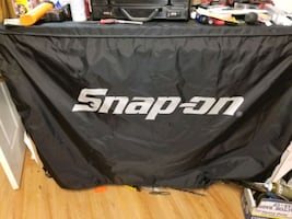 Snap on tool box and many tools