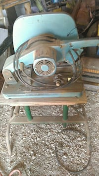 14 inch chop saw with steel stand Geneva