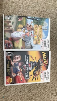 two Xbox 360 game cases Fairport, 14450